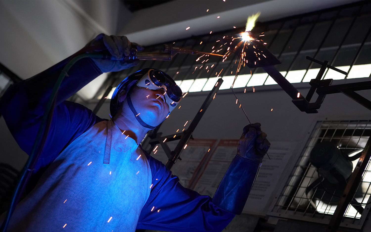 Machine Welding